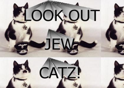 SECRET NAZI CAT