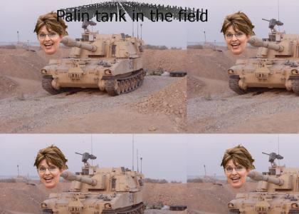 The new and improved - Paladin tank