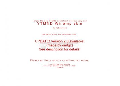 YTMND Winamp Player (v. 1.3)
