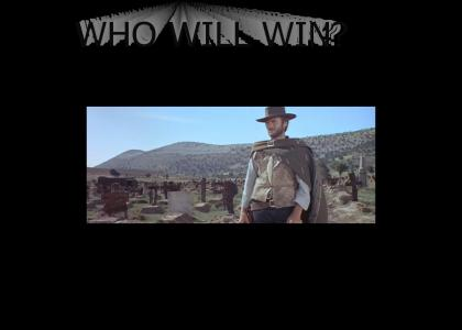 The Good, The Bad, and the Ugly Final Showdown