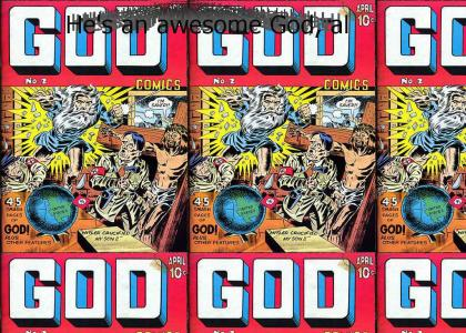 God Vs. Hitler