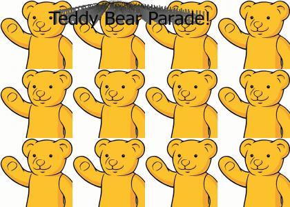 Teddy Parade!