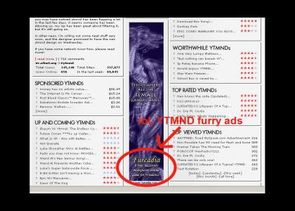 YTMND Furry Ads?