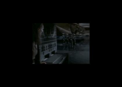 Qui-Gon and the Phantom Menace