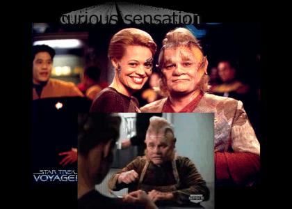 Neelix teaches 7 a thing or two!