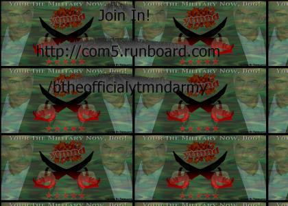 Official YTMND Army