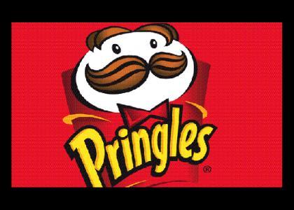 Pringles Logo STARES Into Your Soul