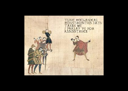 Medieval VinnyWeapons