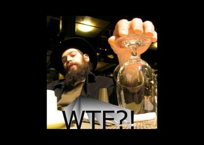 Matisyahu stole Max's Yiddish Cup!