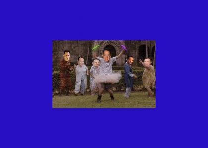 Tom Hanks Rave