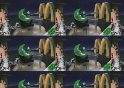 YESYES: OMG, Secret Islamic McDonalds!