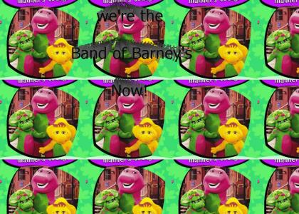 The Barney Bunch are dead