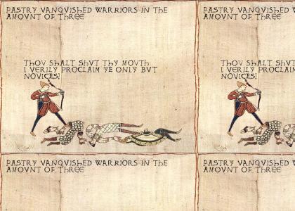 Medieval Tripple Kill