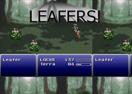 Leafers!!!