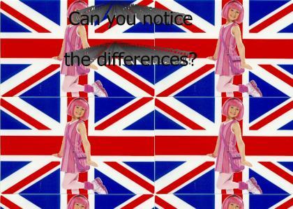 Cake Song in Britian