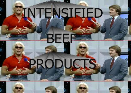 INTENSIFIED BEEF PRODUCTS