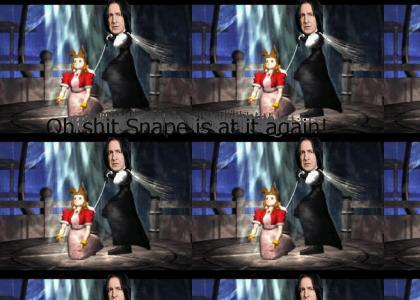 Snape kills Aeris!
