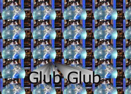 Blaine loves Bubbles