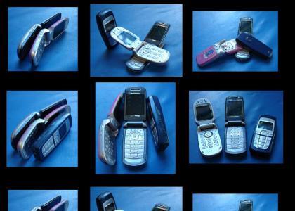 Cellphone pr0n (threesome)