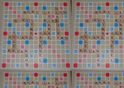 YTMND Scrabble!