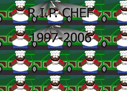 R.I.P chef