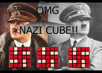 OMG Nazi Cube