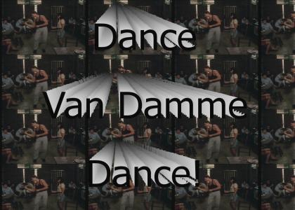 Jean Claude Loves to Dance