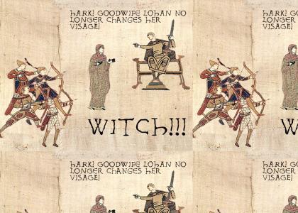 Medieval Lindsay Lohan