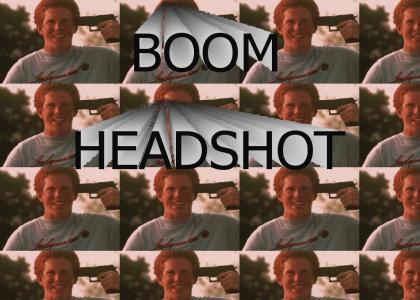 BOOM HEAD SHOT