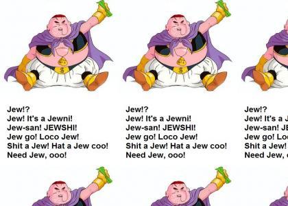 Anime Jew Mega Power Up!