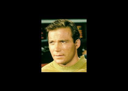 OMG Secret Nazi Captain Kirk!!!