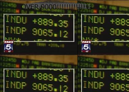 10/28 - The Dow Jones is...