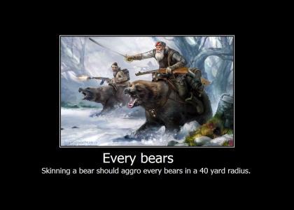 Every Bears