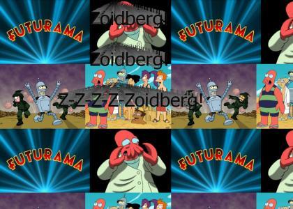 Futurama alternate theme 2.0