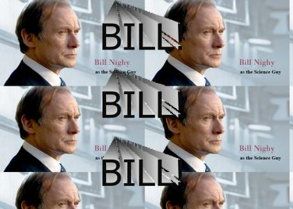 Bill Nighy the English guy