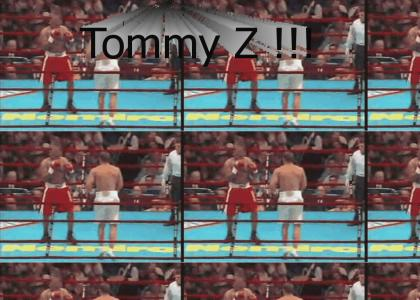 Tommy Z: The Crusher