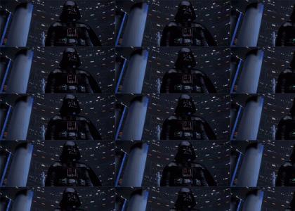 Luke vs Vader - NO contest...