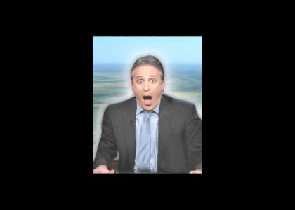 Jon Stewart goes to heaven