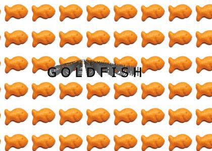 Goldfish Crackers!