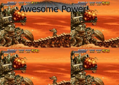 Metal Slug Does MASSIVE DAMAGE