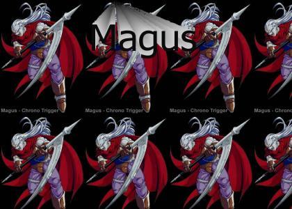 Chrono Trigger-Magus