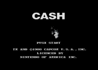 Johnny Cash for NES