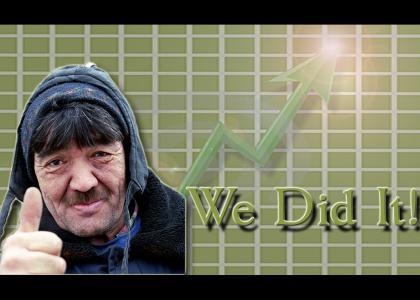 WE DID IT, YET AGAIN!!