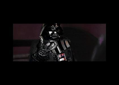 Dennis Hopper as Vader!