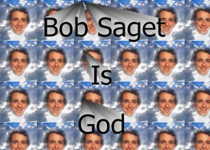Bob Saget is God