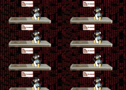 LOL, iPod Linux (Fixed GIF)