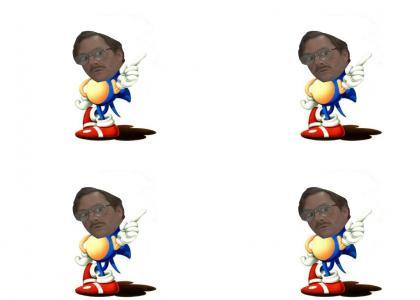Sonic advises... Milton!