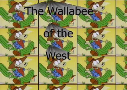 Rocko: The Wallabee of the West