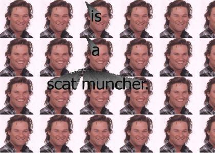 Kurt Russell...