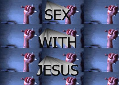 JESUS PANTS